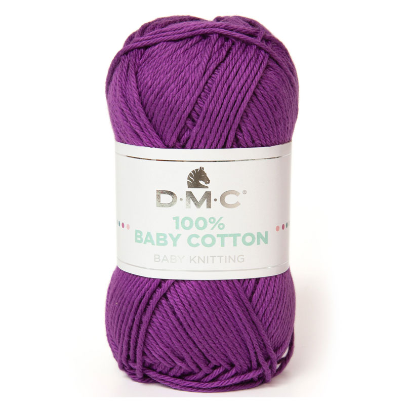 włóczka DMC BABY COTTON kol.756