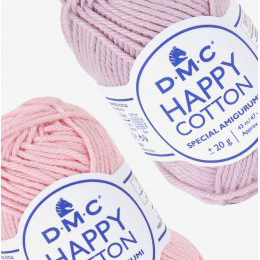 włóczka DMC happy cotton