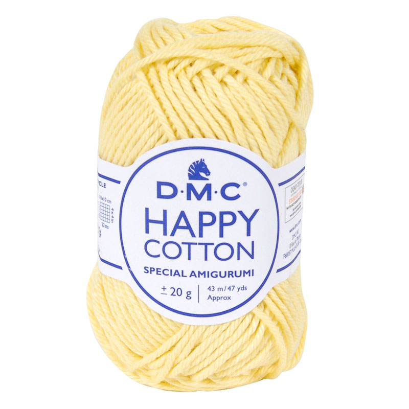 włóczka DMC HAPPY COTTON kol.787