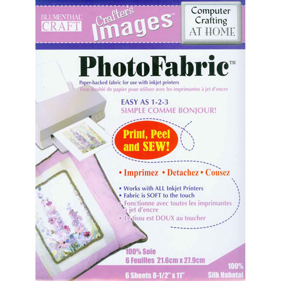 PhotoFabric 1015 jedwab do druku - 1szt