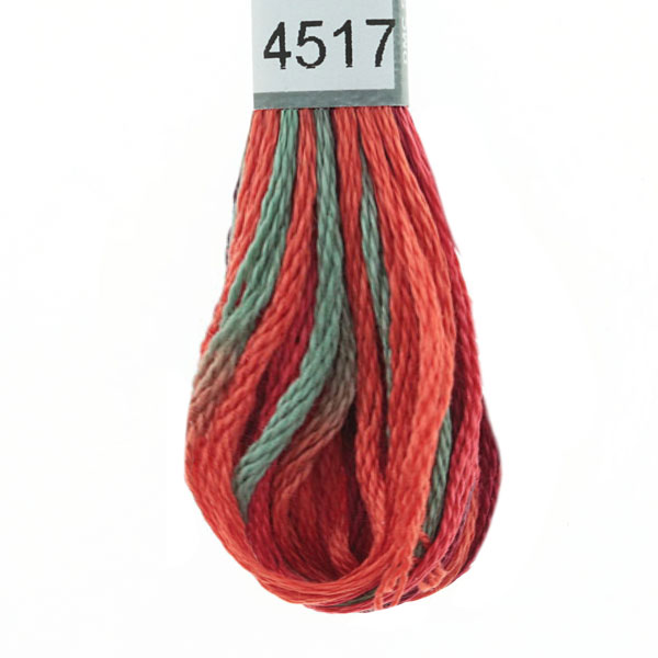 Mulina DMC 4517 COLORIS - chochlik