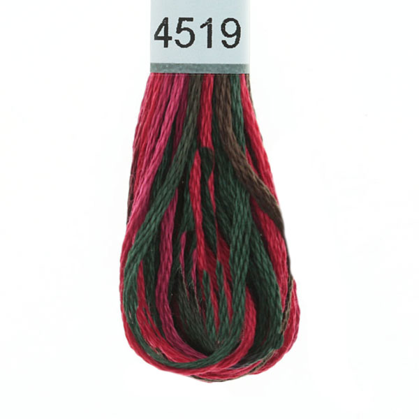 Mulina DMC 4519 COLORIS - Jingle Bells