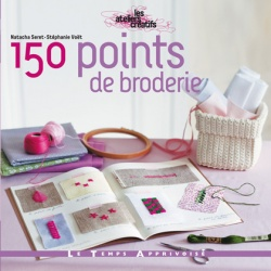 Książka do haftu 150 Points de broderie 14719 *